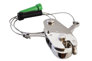 22 KN RESCUE BOAT/LIFERAFT QUICK RELEASE HOOK